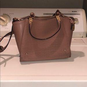 Brown/pinkish purse